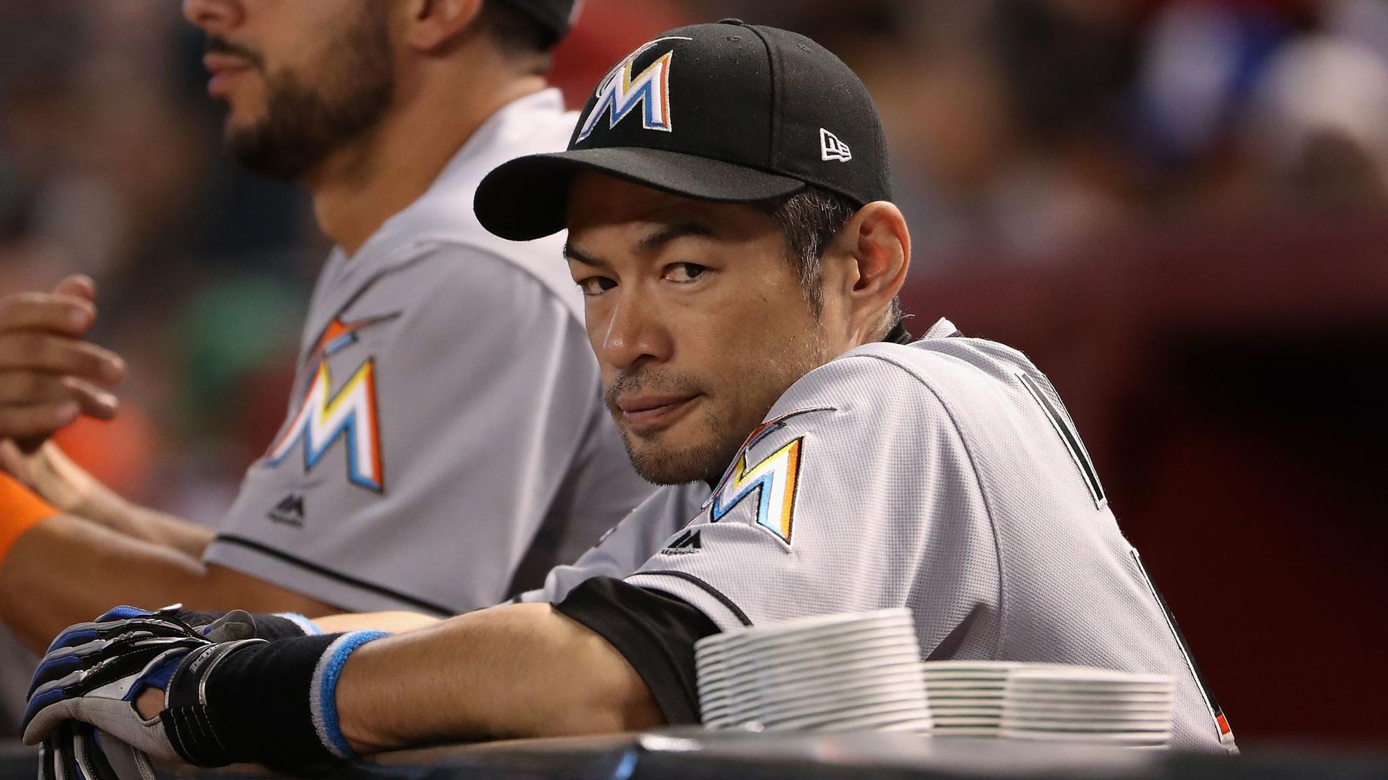 Ichiro Suzuki hopes to remain in Major League Baseball