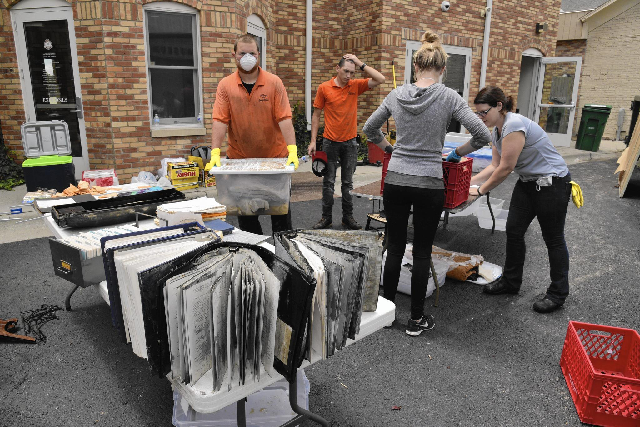 Grayslake Heritage Center and Museum continues recovery from flooding