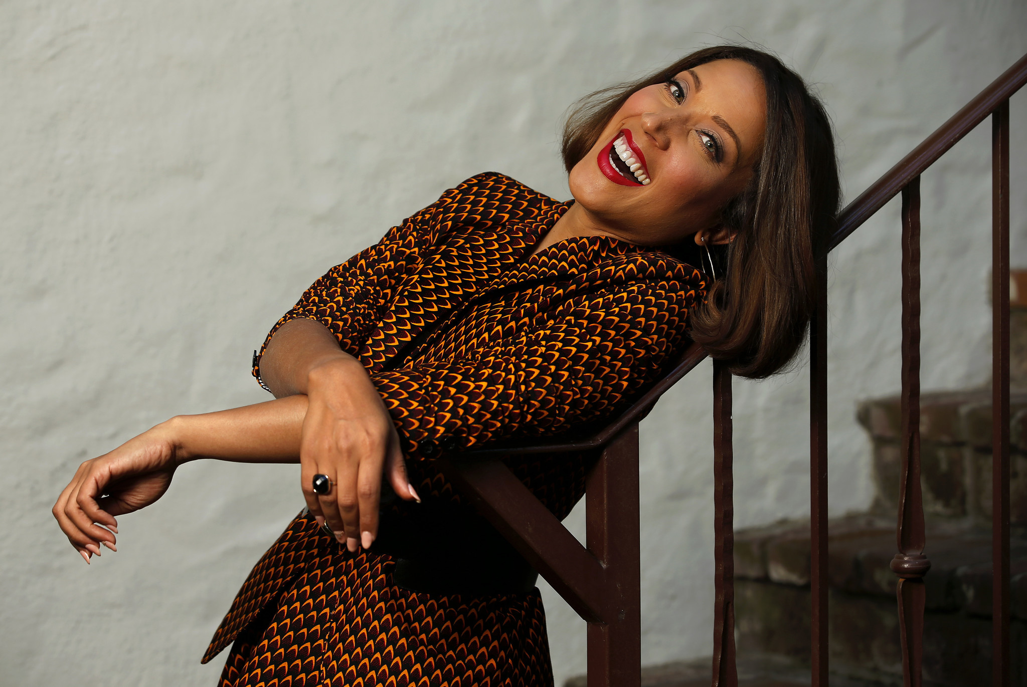 WEST HOLLYWOOD, SEPTEMBER 18, 2017: Robin Thede, who will make television history by becoming one o