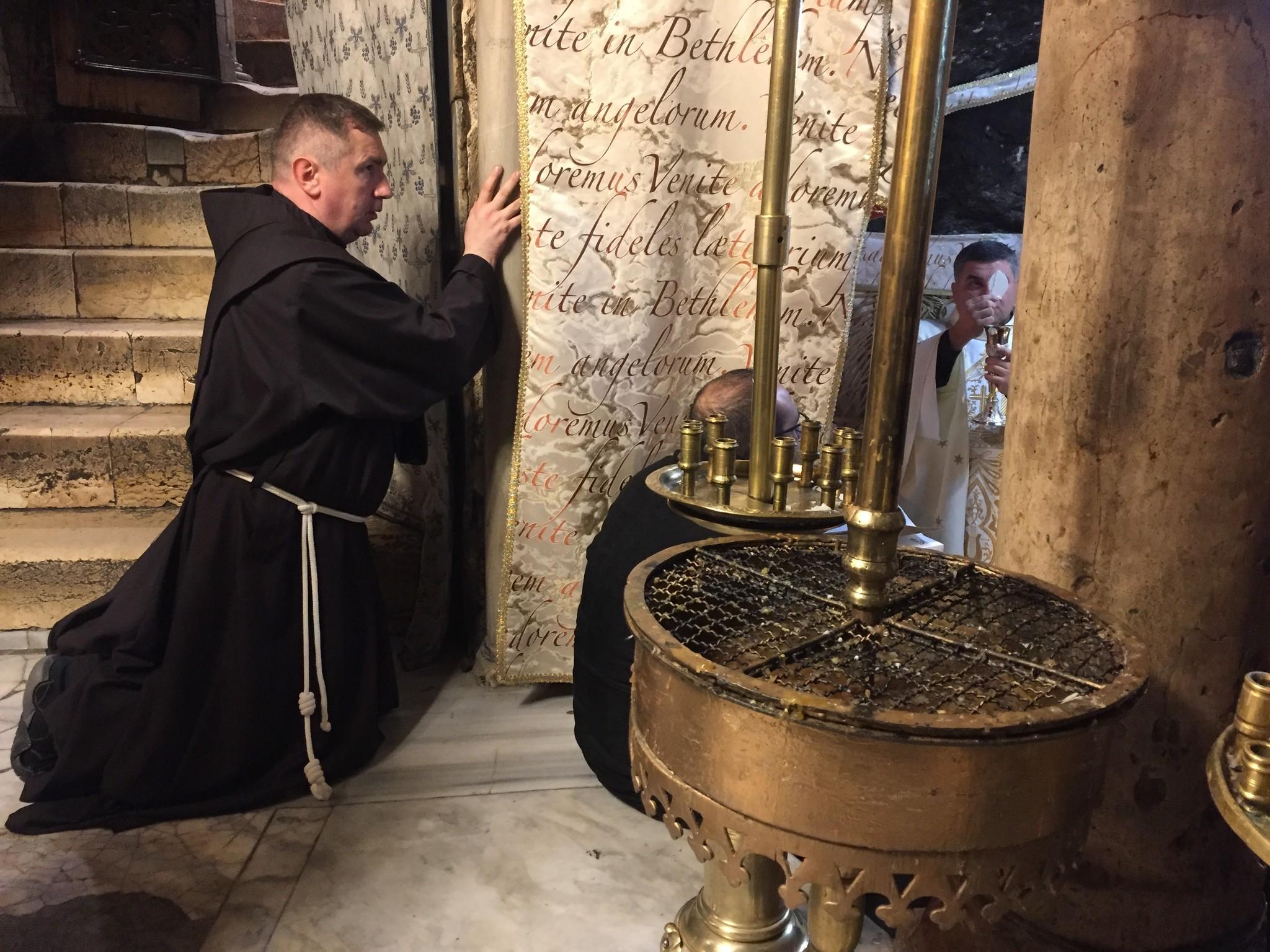 Father Hanna Mass'ad
