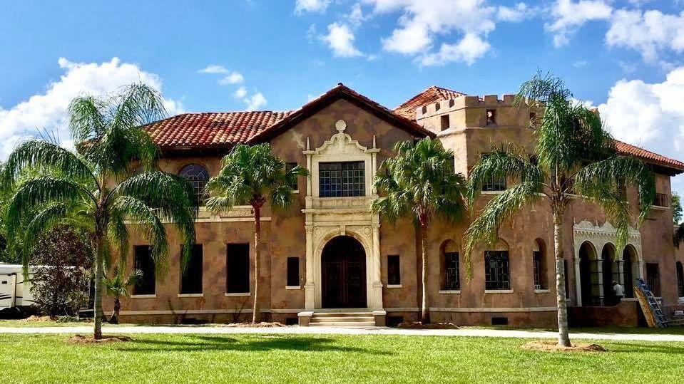 Historic Lake County Mansion To Open In January For Tours Wedding Venue In First Year - Orlando ...