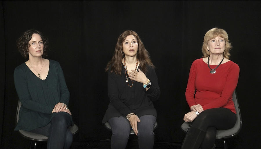 Hoffman accusers thank John Oliver for confronting actor over sexual harassment