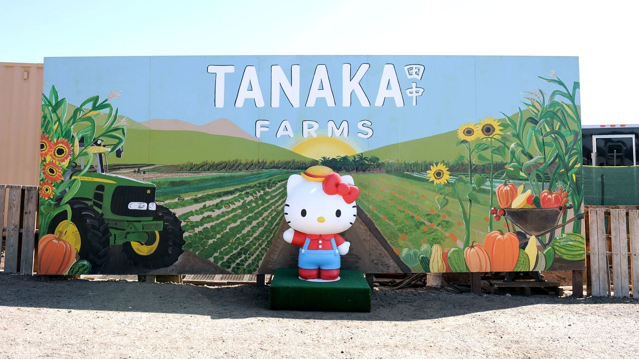 Hello Kitty and other Sanrio characters continue to pop up alongside food in O.C. | The Los Angeles Times