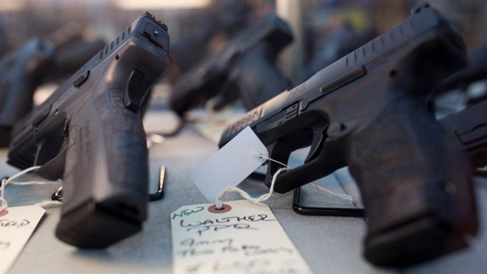 Opposing views on relaxing gun laws