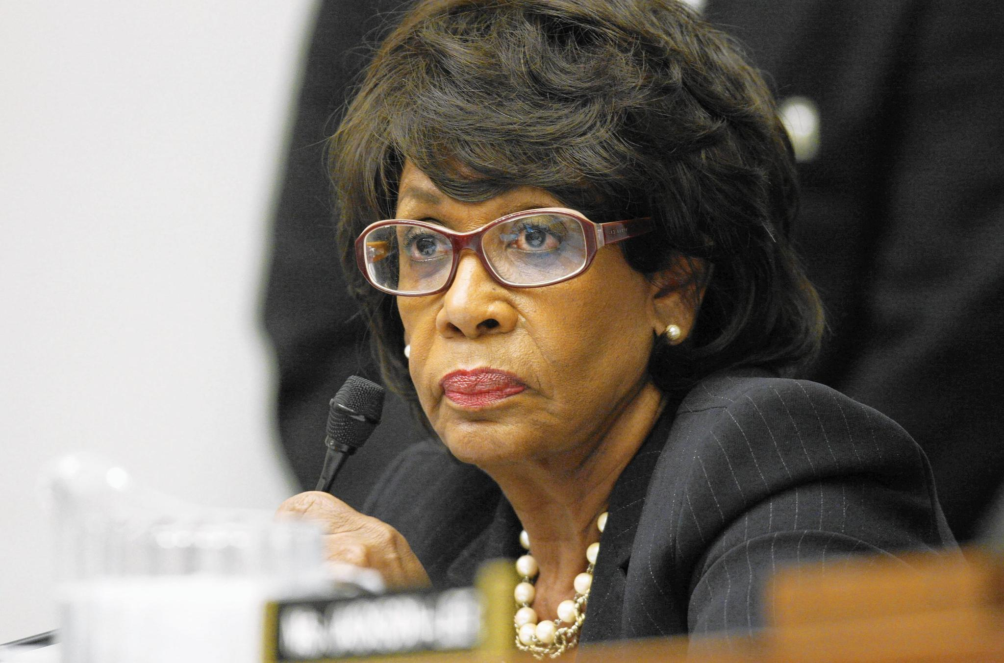 ct reclaiming my time maxine waters 20171228 reclaiming my time' is bigger than maxine waters chicago tribune