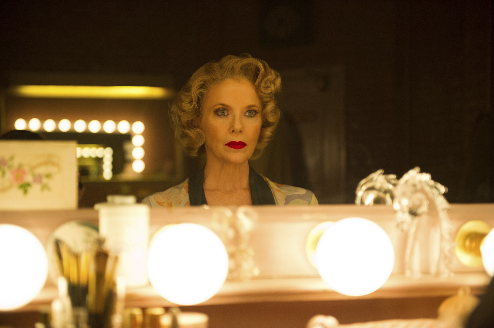 This image released by Sony Pictures Classics shows Annette Bening in a scene from