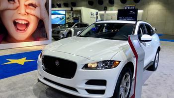 San Diego International Auto Show SUVs Move Into The Luxury Lane - San diego car show schedule