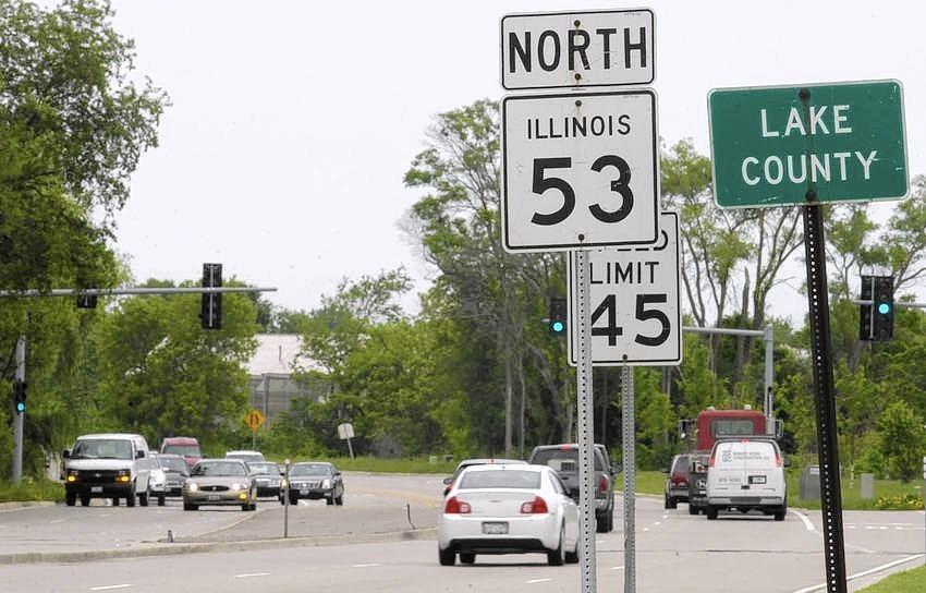 Environmental group, homeowners sue Illinois Tollway over proposed Route 53 extension into Lake County