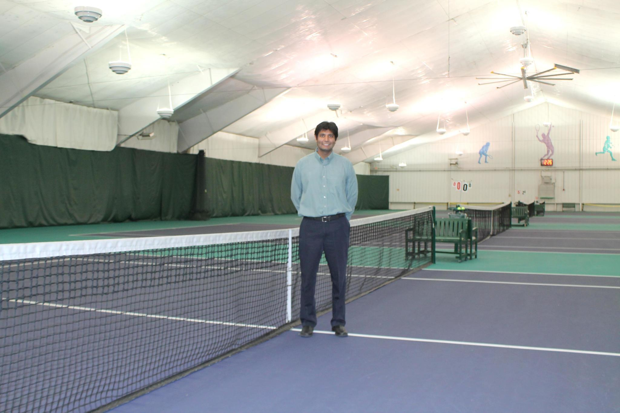 Tennis prodigy eyes \'return of racquet sports\' to Southland - Daily ...