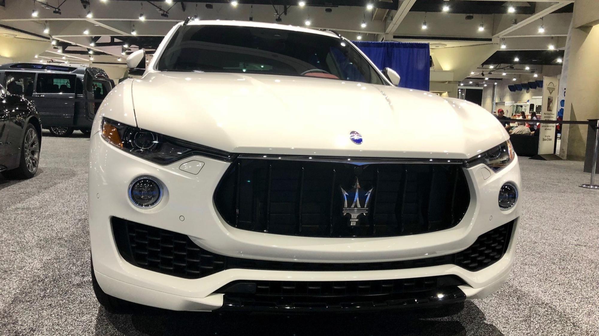 San Diego International Auto Show SUVs Move Into The Luxury Lane - Sd car show