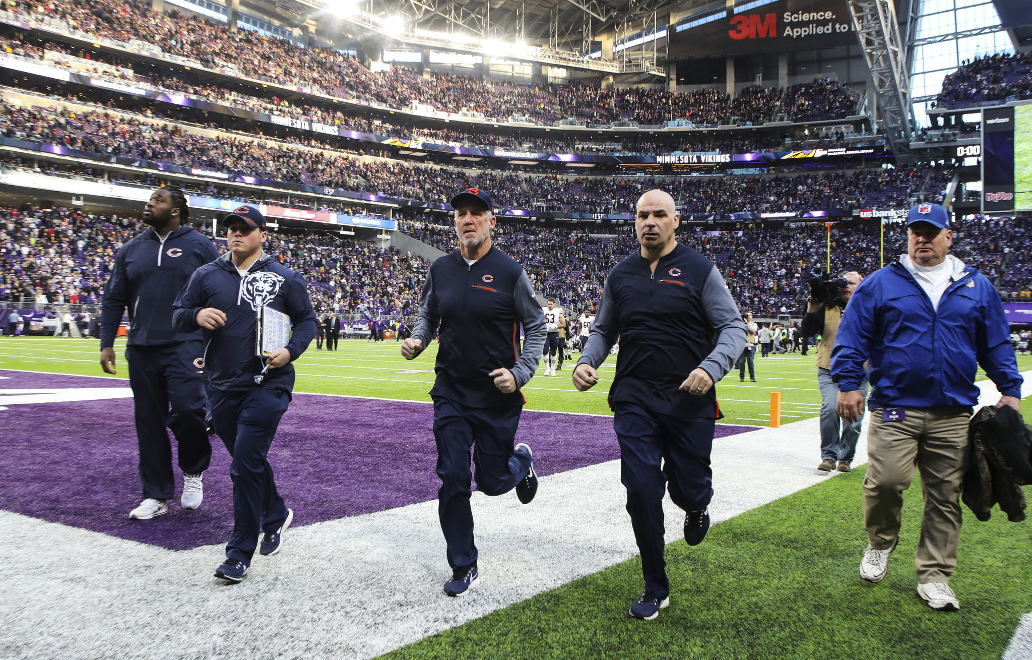 Here's how John Fox would fit as new Bears coach