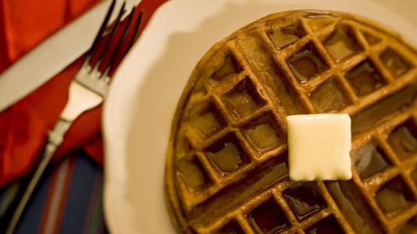 7 great waffle recipes to get your morning going