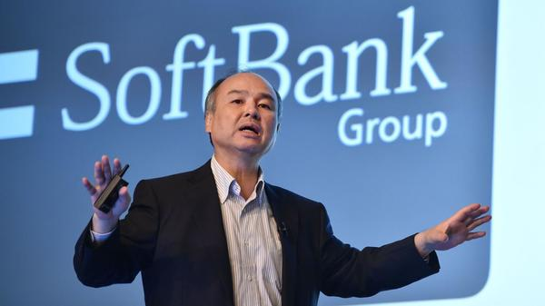 Inside the eccentric, relentless deal making of SoftBank