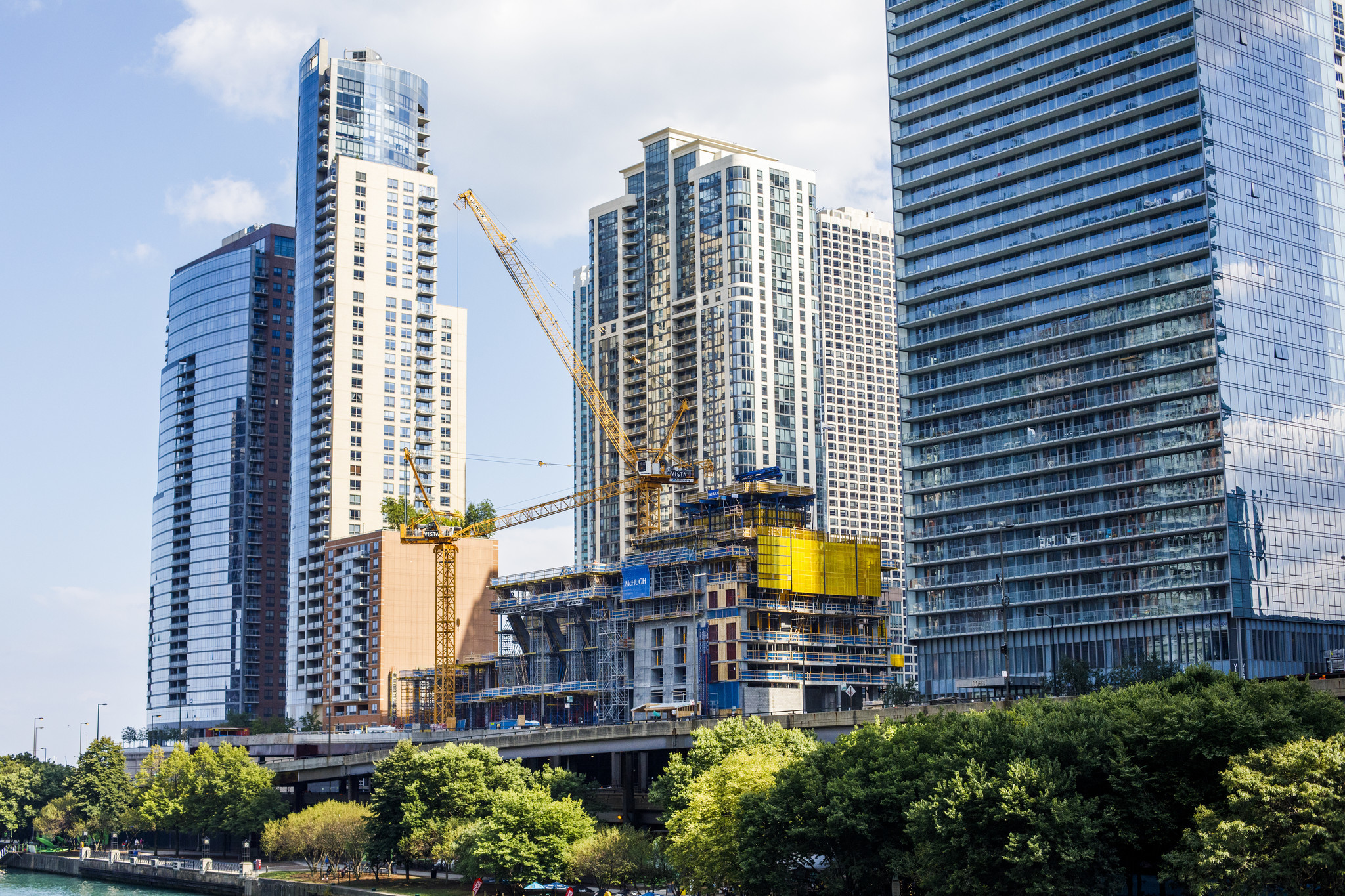 Chicago Skyline Moving Up And Out In 2018 Chicago Tribune