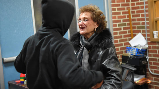 Rikki Spector and mentoring young Baltimore residents