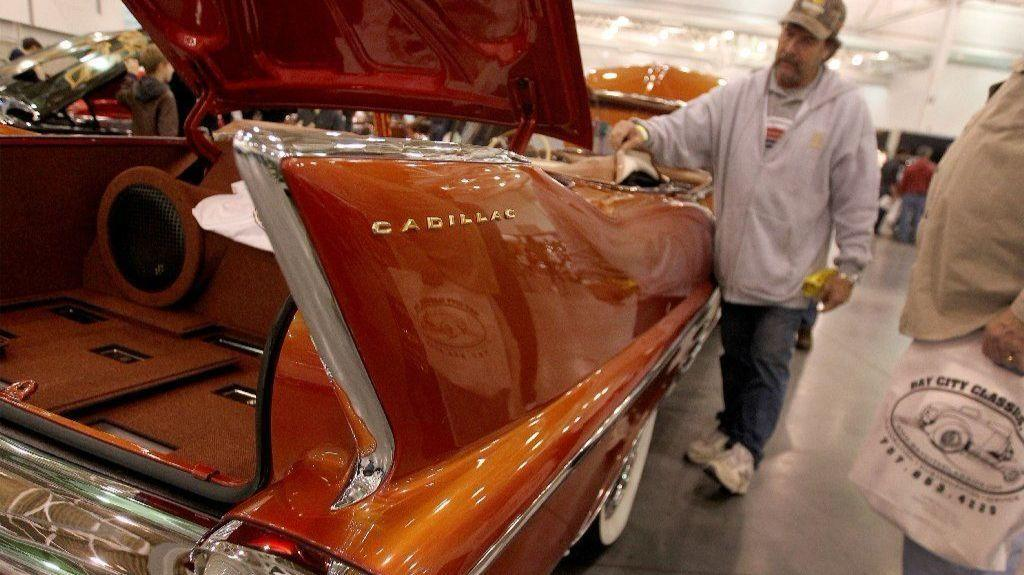 Hampton Roads Convention Center Hosts Virginia Hot Rod And Custom - Hampton coliseum car show