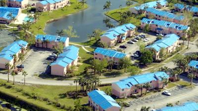 Insurance companies send settlement checks to Hurricane Irma victims with string attached