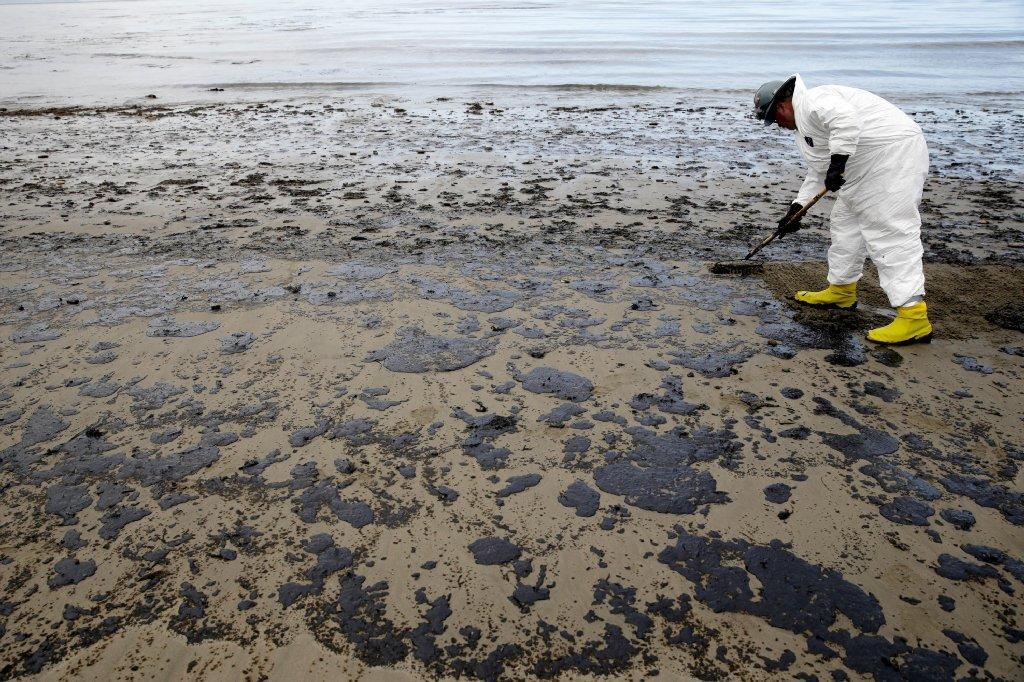 2015 Santa Barbara oil spill