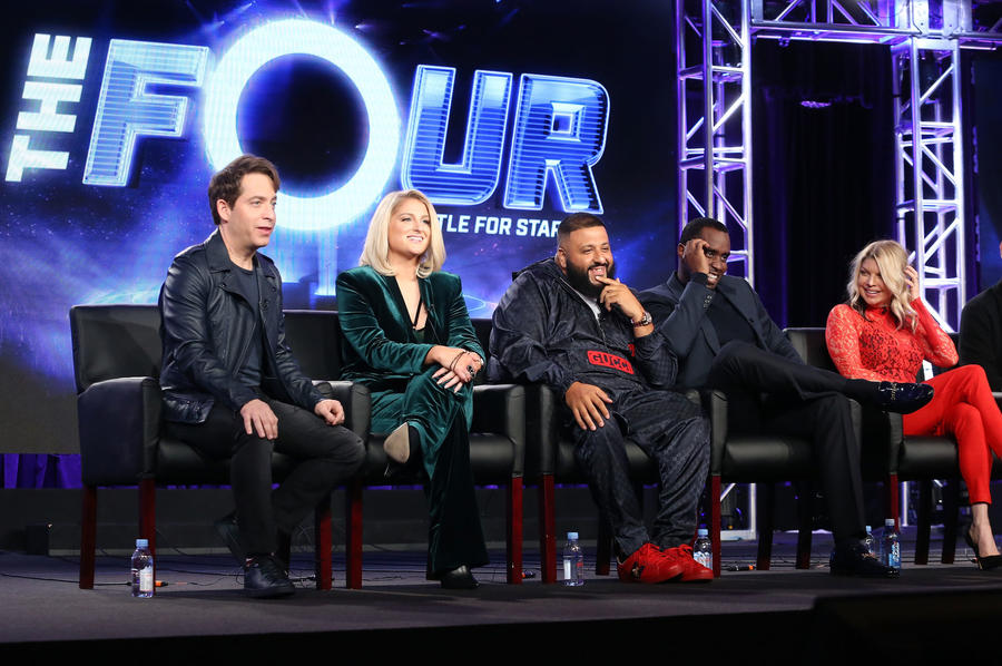 Miami's DJ Khaled stars in new Fox music show 'The Four'