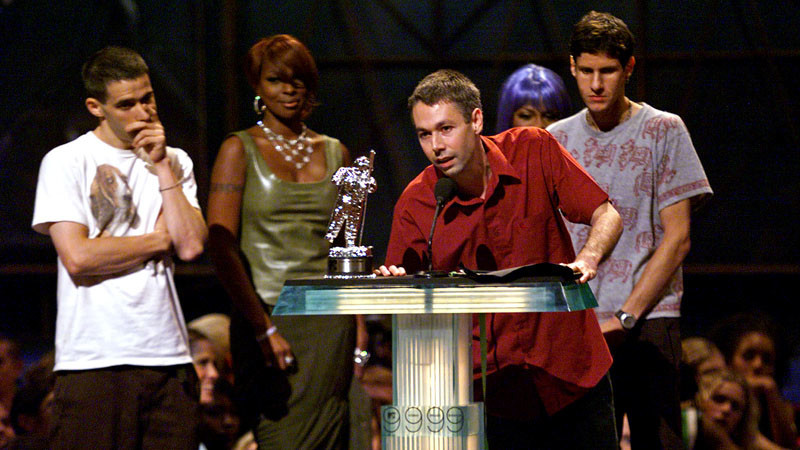Beastie Boys at the 1999 MTV Video Music Awards