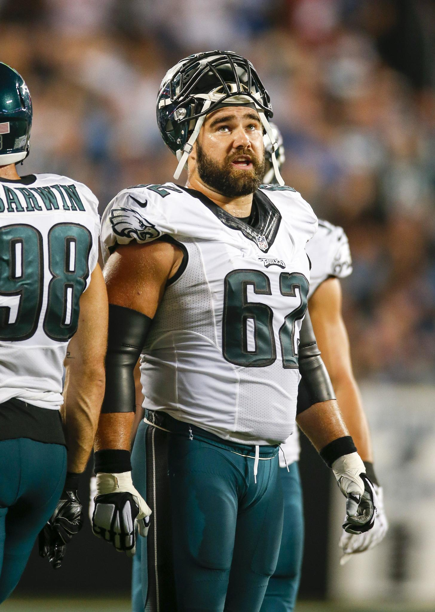 Eagles Jason Kelce Lane Johnson Picked For Ap All Pro