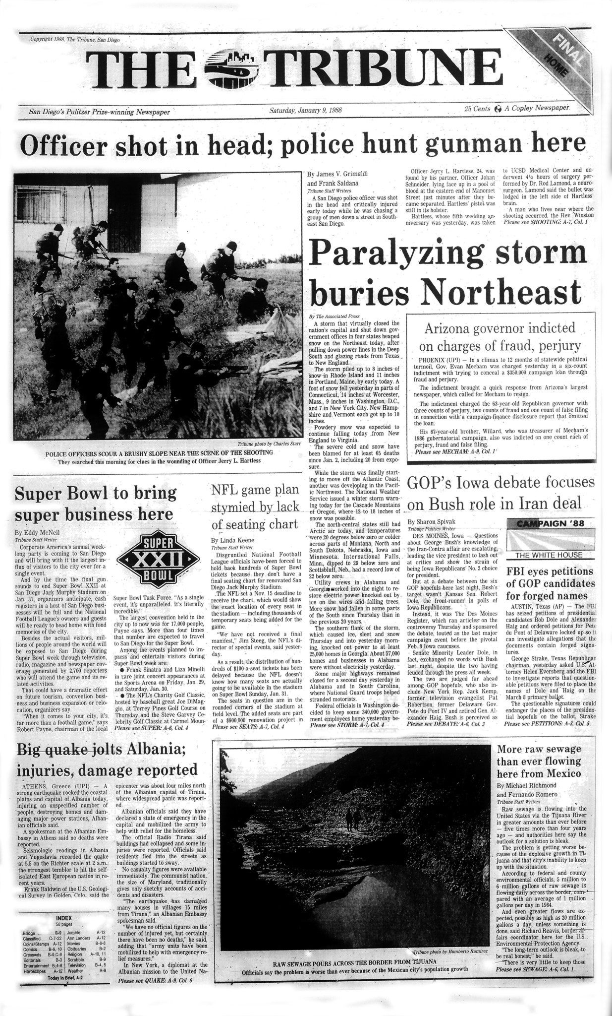 January 9, 1988