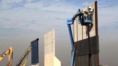 RECHAZAN demócratas dar 18 mil millones de dólares al muro