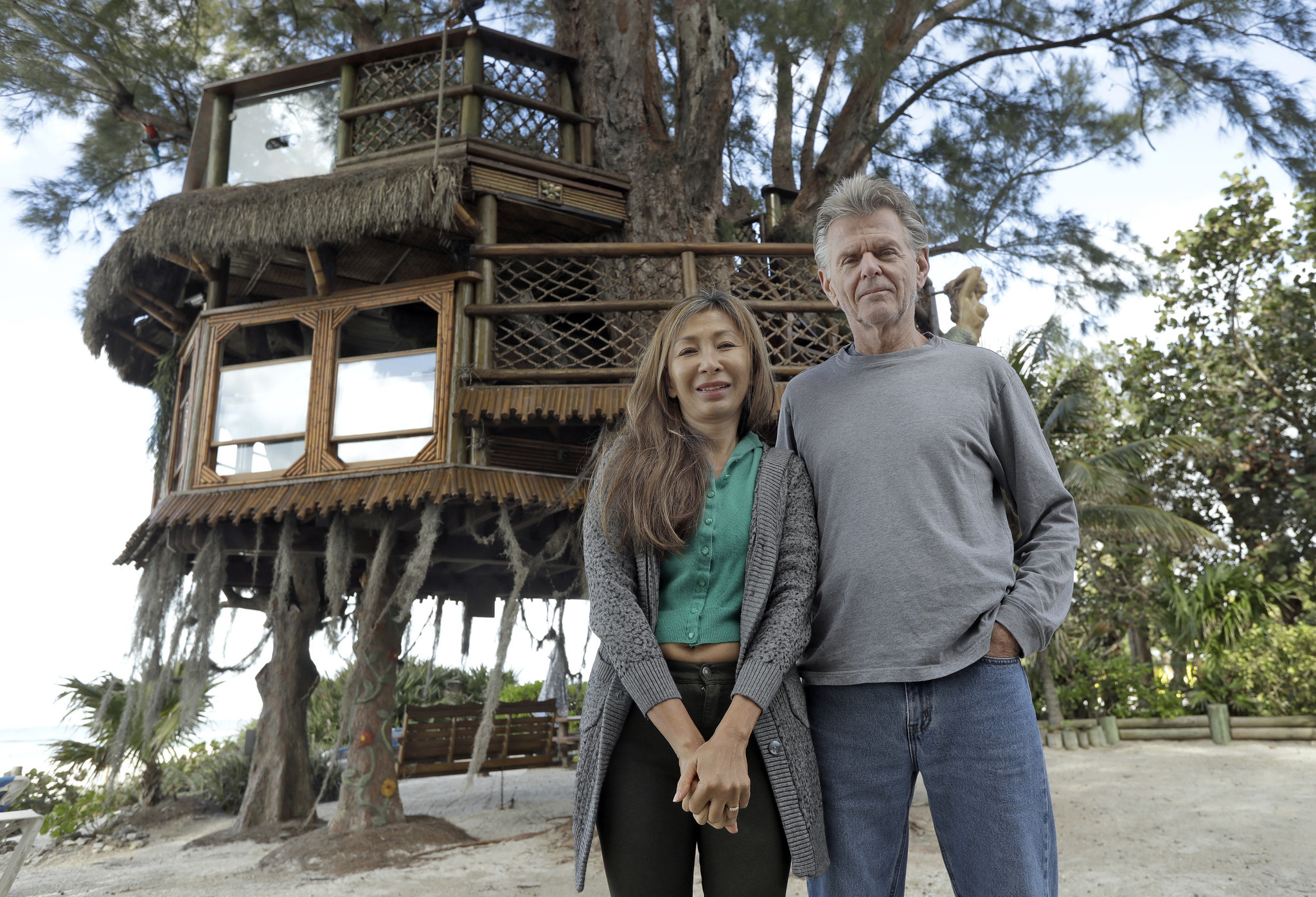 Supreme Court is last hope for couple\'s $30,000 treehouse on Florida ...