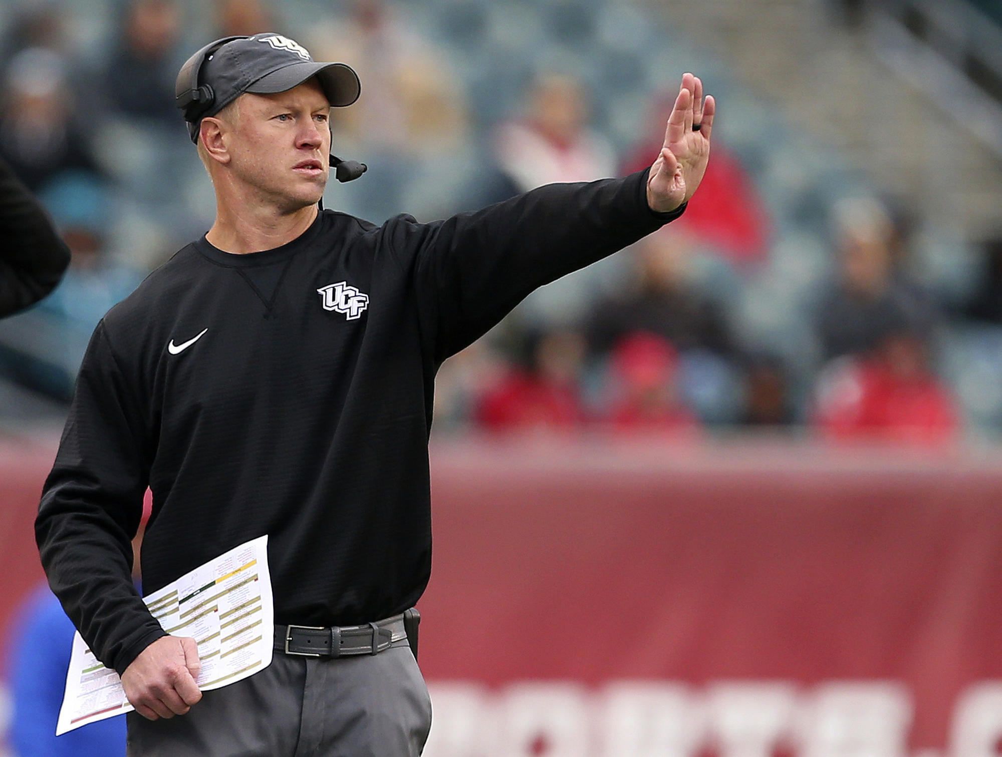 Scott Frost Hopes Ucf S Season Will Spark Debate Change