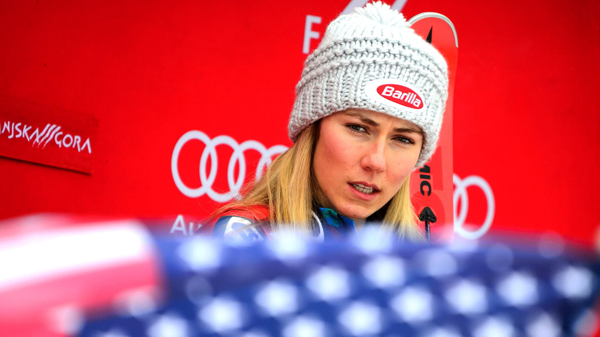 Mikaela Shiffrin dominates again in slalom to earn 40th World Cup victory