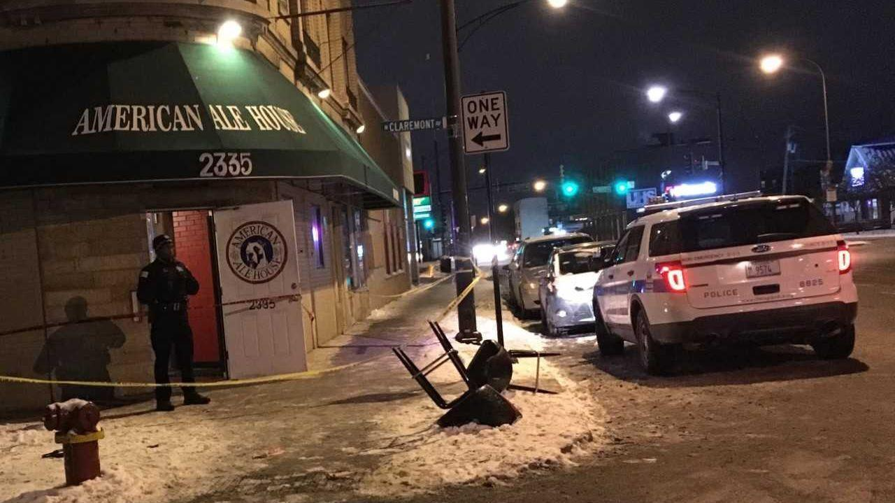 Gunfire Erupts At Birthday Party Inside West Rogers Park