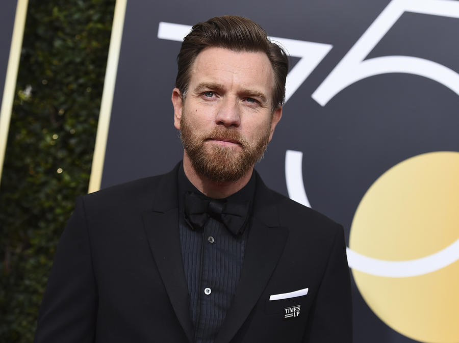 Ewan McGregor talks Obi-Wan Kenobi Star Wars spin-off — Golden Globes