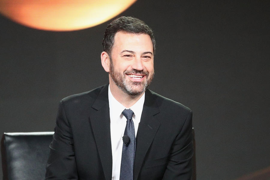 Jimmy Kimmel supports a possible Oprah 2020 presidential run