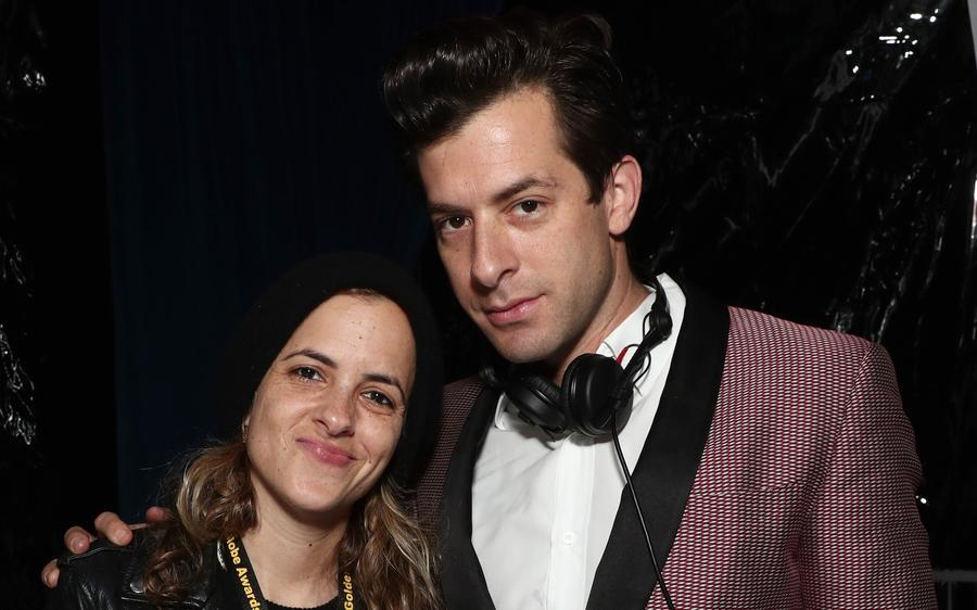 Sibling DJs Samantha Ronson and Mark Ronson scored the Amazon after party. (Amazon Studios)