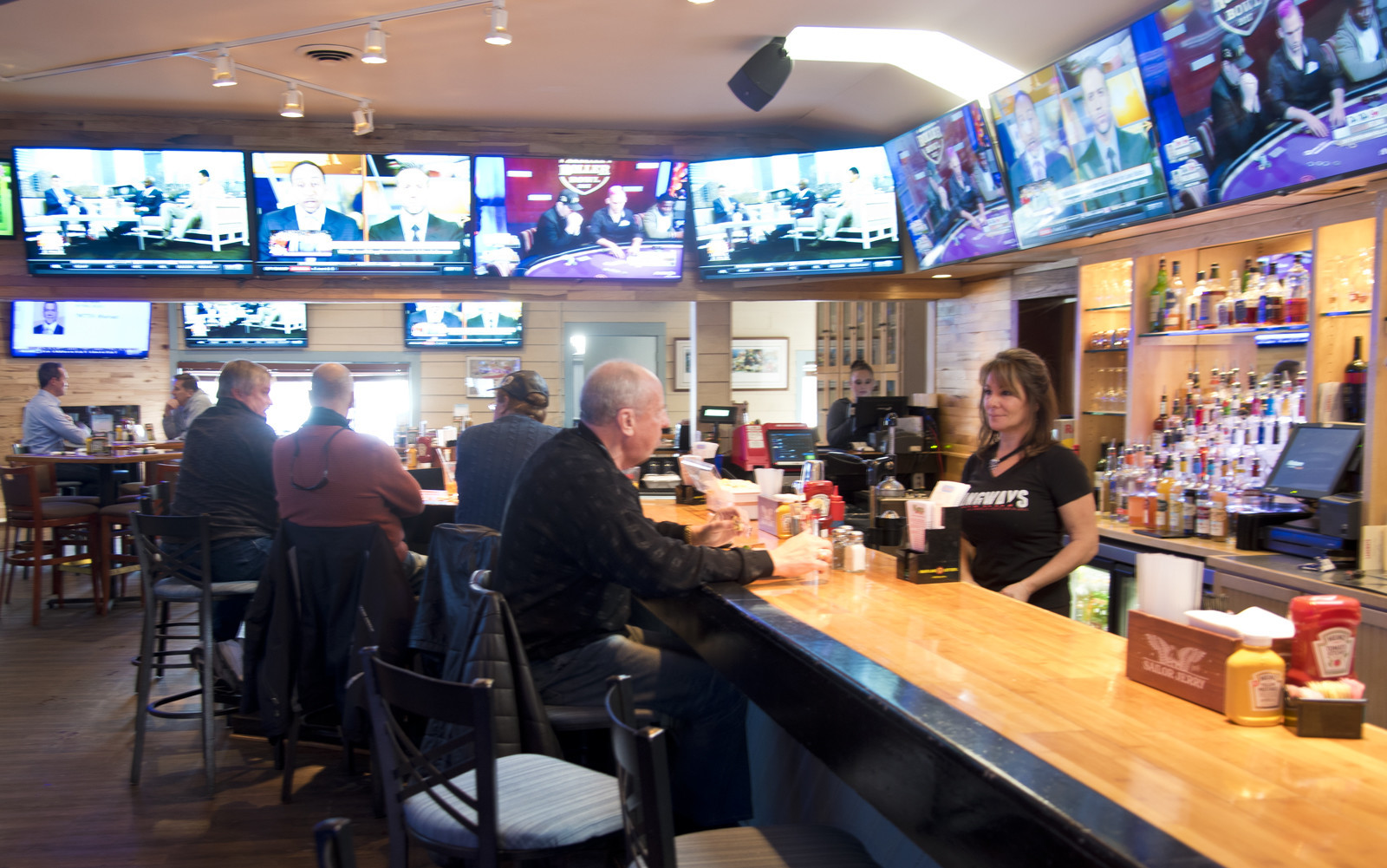 langways all american sports bar and grill