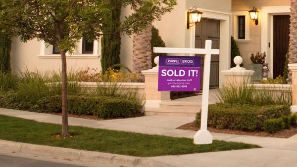Purplebricks, flat fee real estate listers, launch in San Diego
