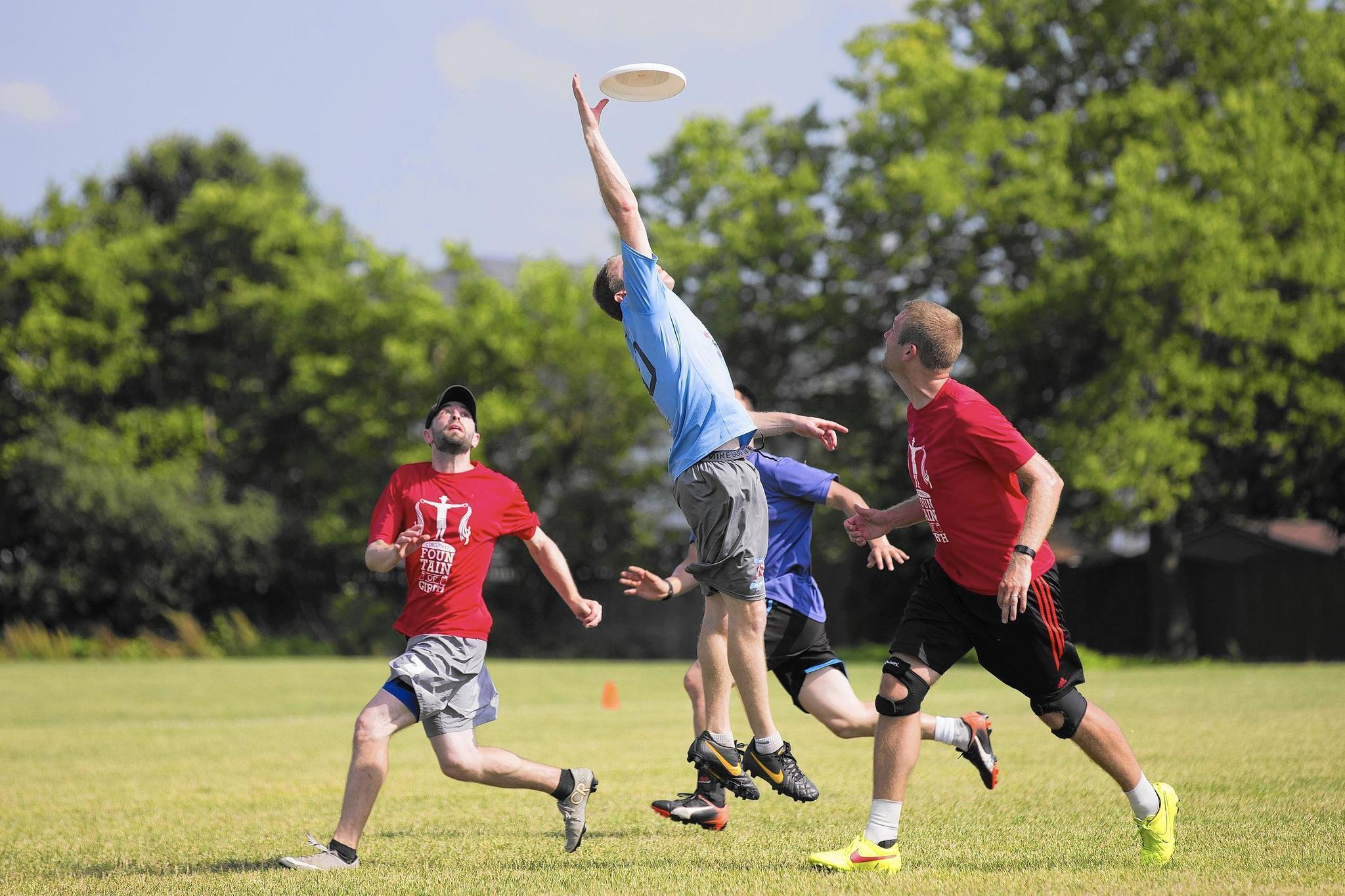 Montgomery to host Ultimate Frisbee championship - Aurora Beacon-News
