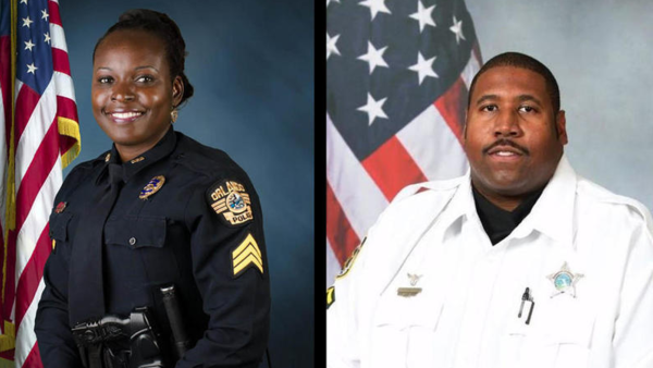 Lt. Debra Clayton, Deputy Norman Lewis remembered one year ...