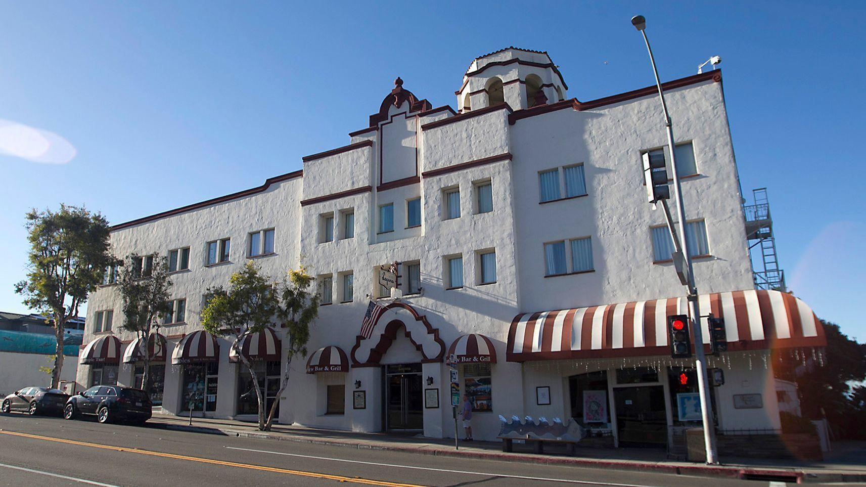3 businesses remain open at shuttered hotel laguna. Black Bedroom Furniture Sets. Home Design Ideas