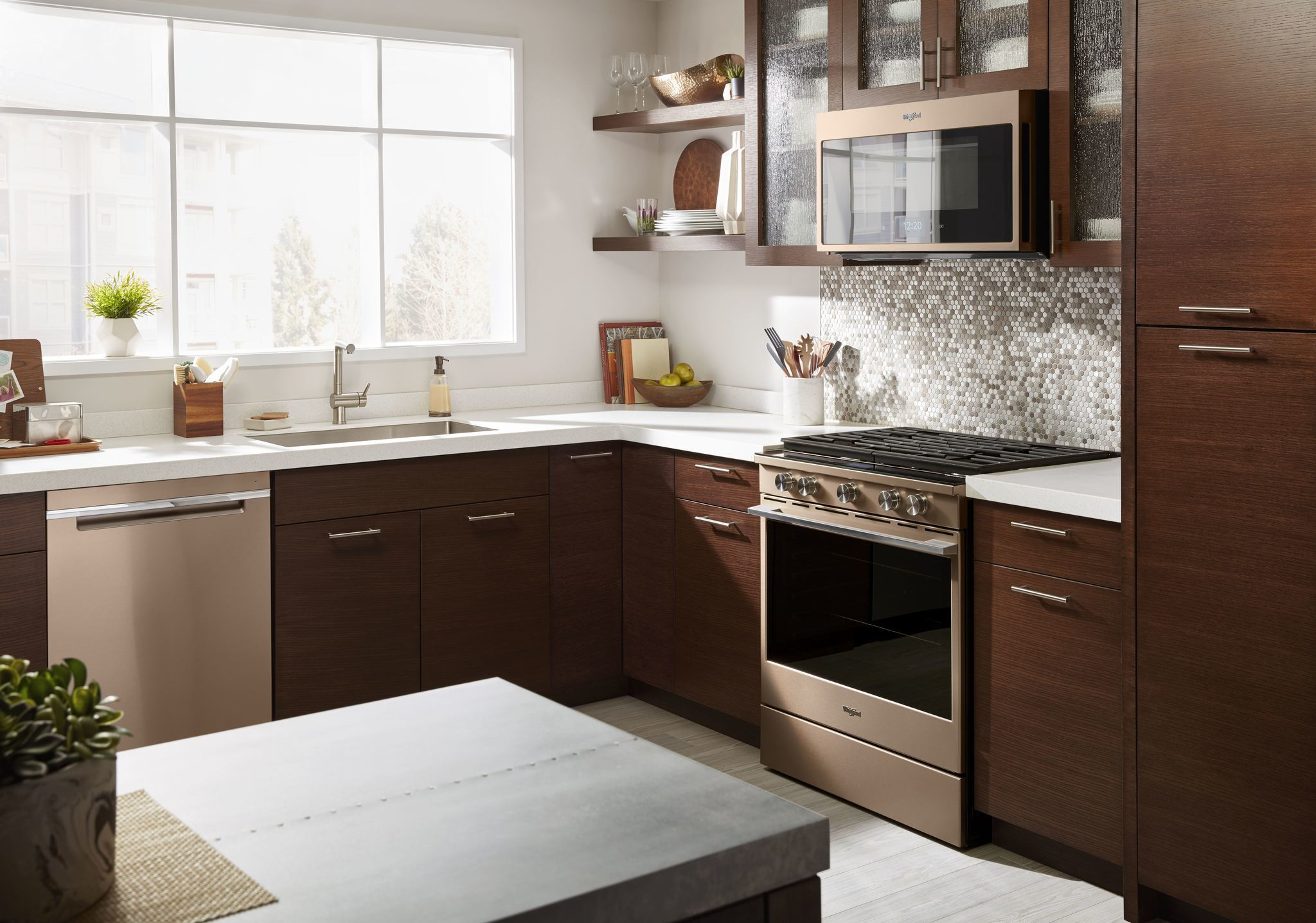 What S New In Kitchen Appliances ~ Whirlpool s new appliances will hide the fact that you don