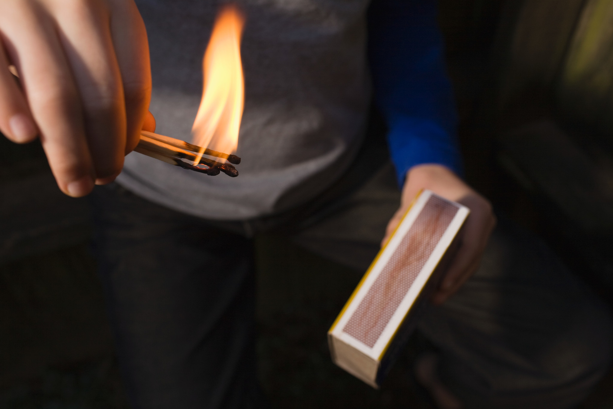 Letting kids light matches and 9 other seemingly scary things that German parents do