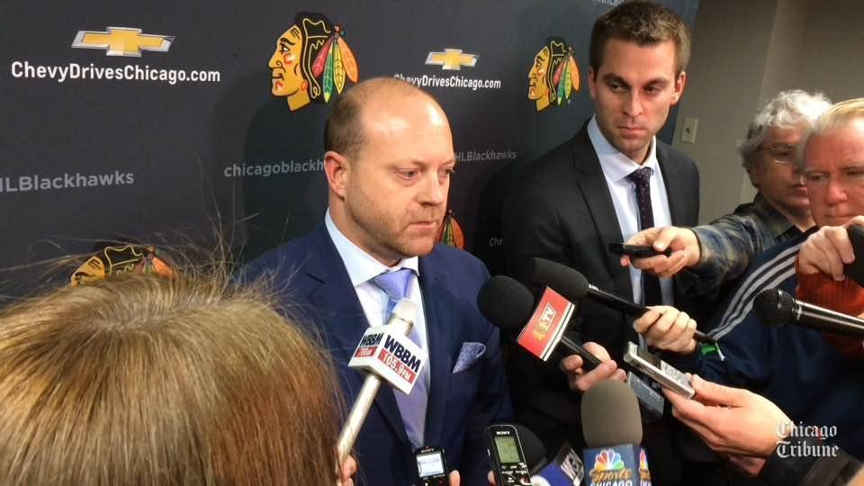 Ct-blackhawks-stan-bowman-richard-panik-20180110