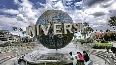 Universal passes: Buy 1 year, get 3 months free