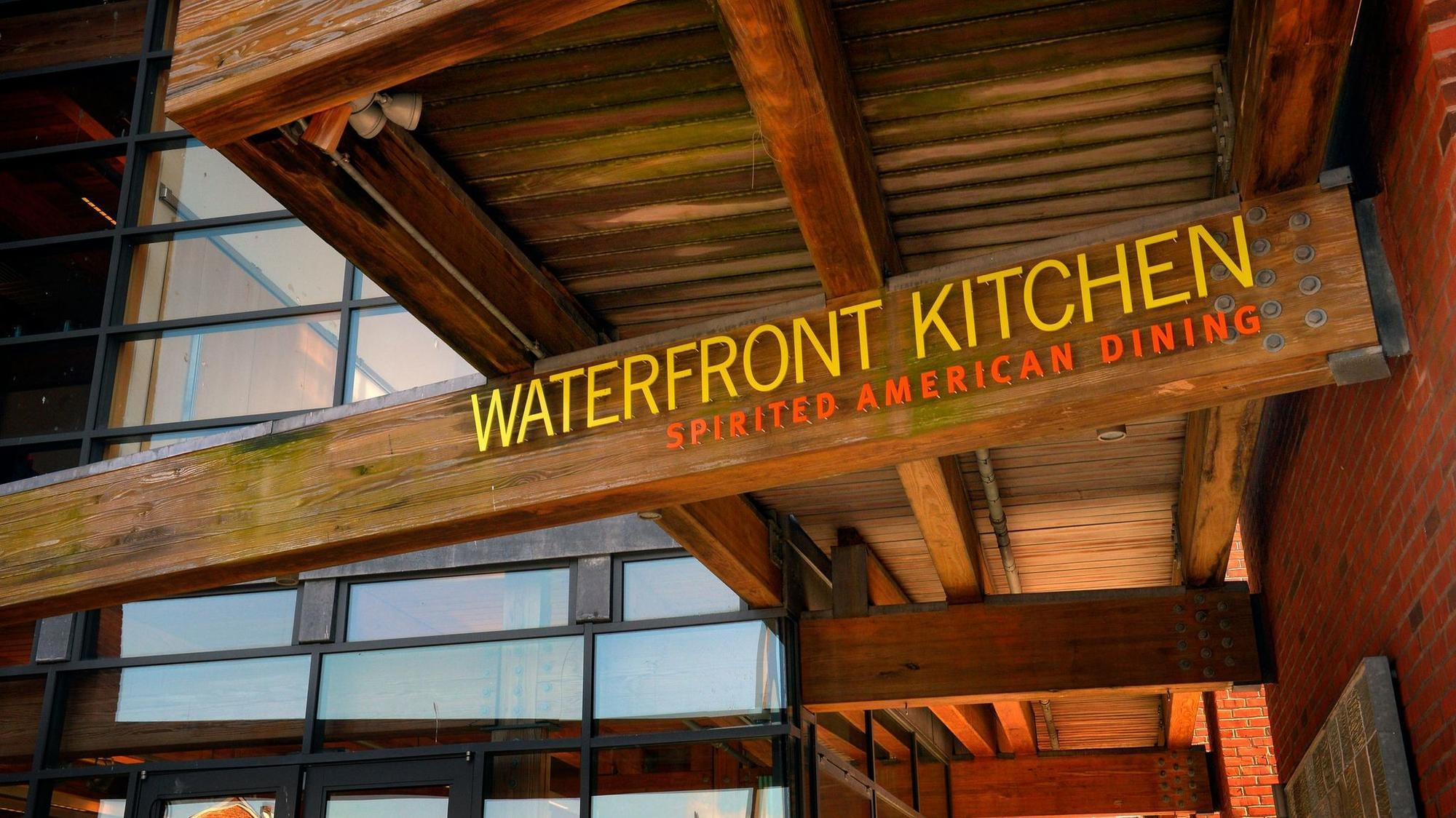 waterfront kitchen in fells point to close rebrand as ampersea baltimore sun - Waterfront Kitchen