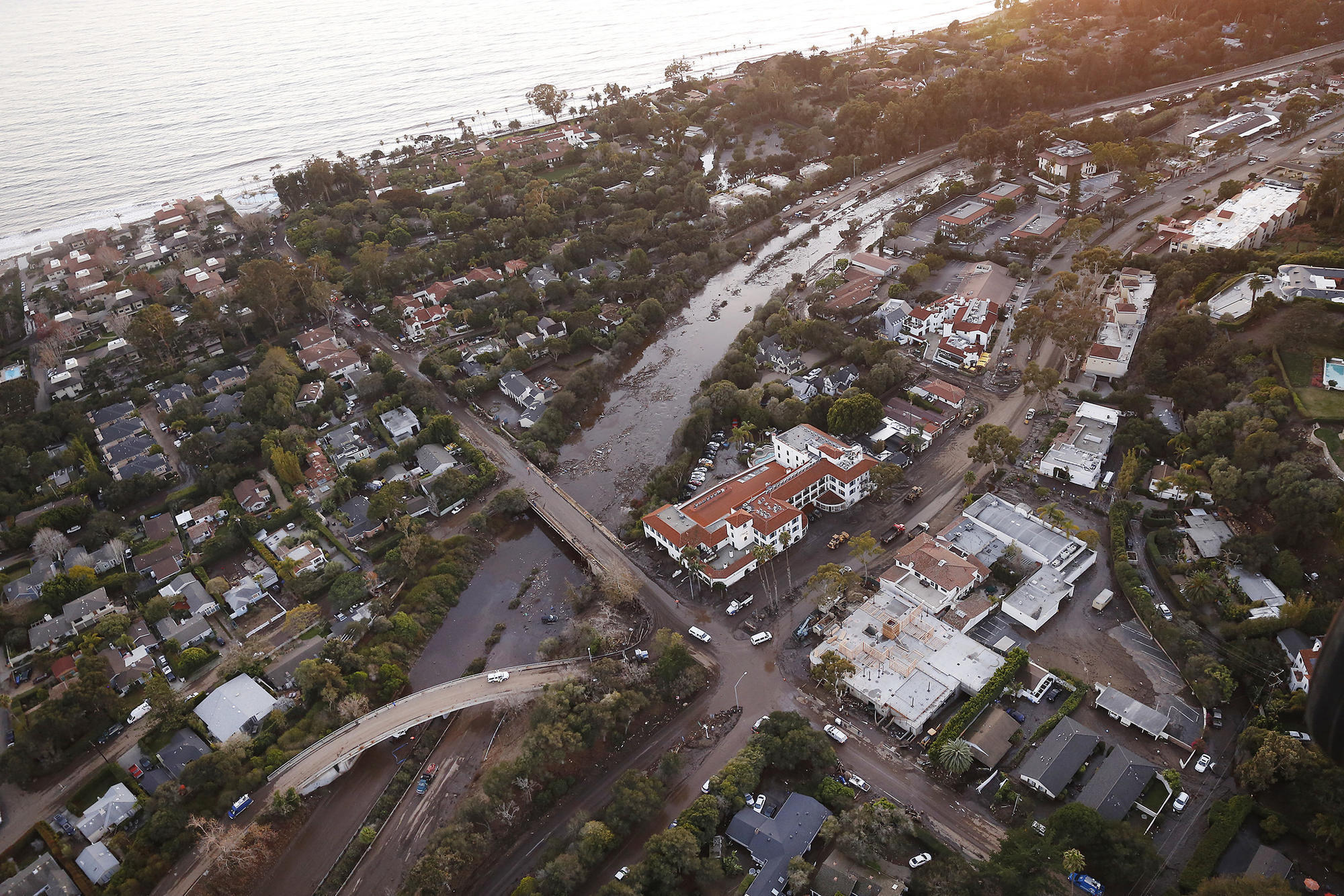 Up to 43 people still missing in Montecito; dead include four children