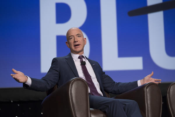 Jeff Bezos donates $33 million to scholarship fund for