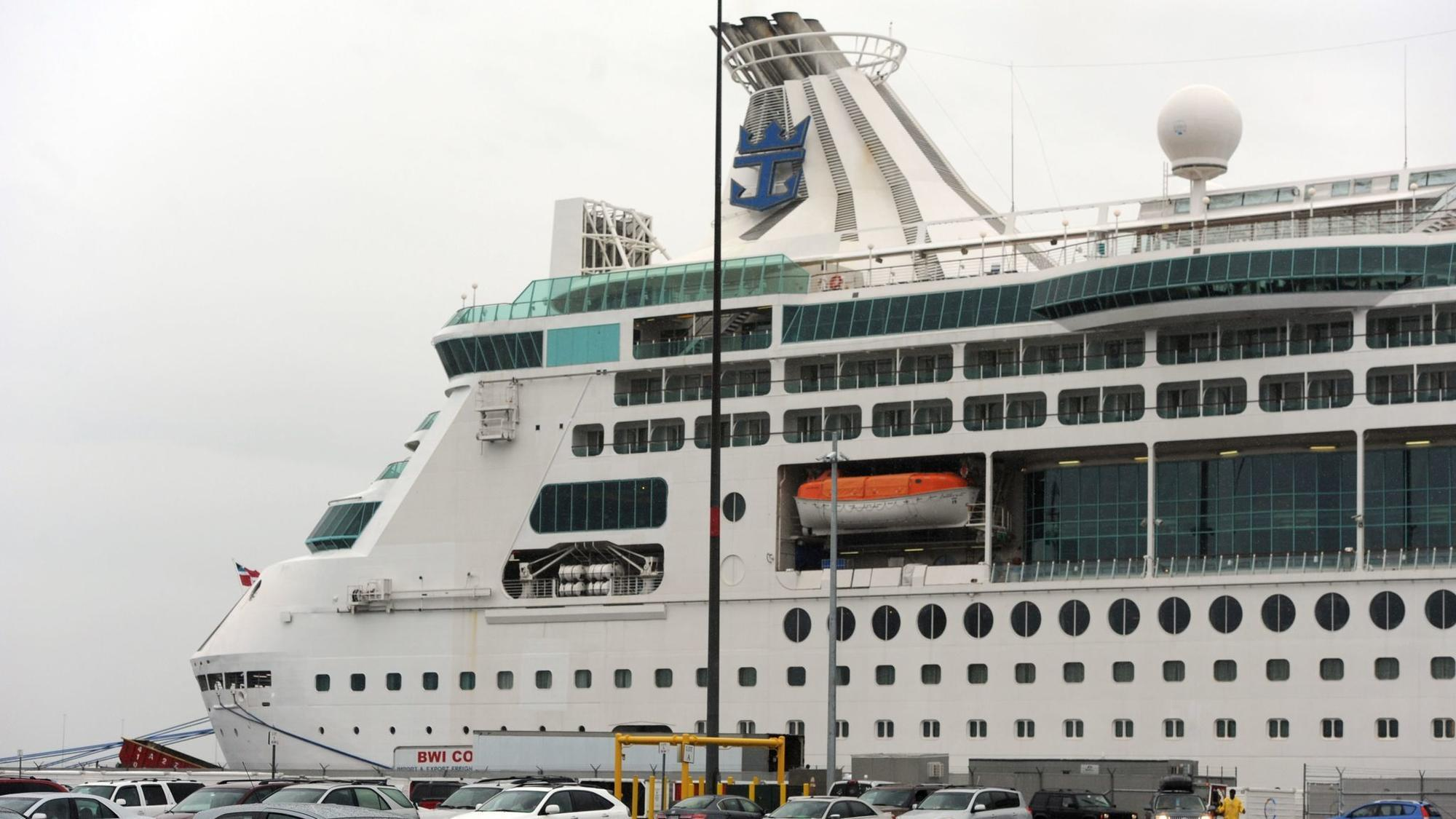 Fall Sick On Royal Caribbean Cruise Ship That Departed From - Cruise ships that leave from baltimore md