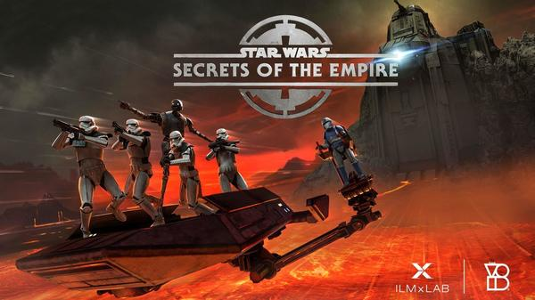 'Star Wars: Secrets of the Empire' immerses customers in a rebel adventure | The Los Angeles Times