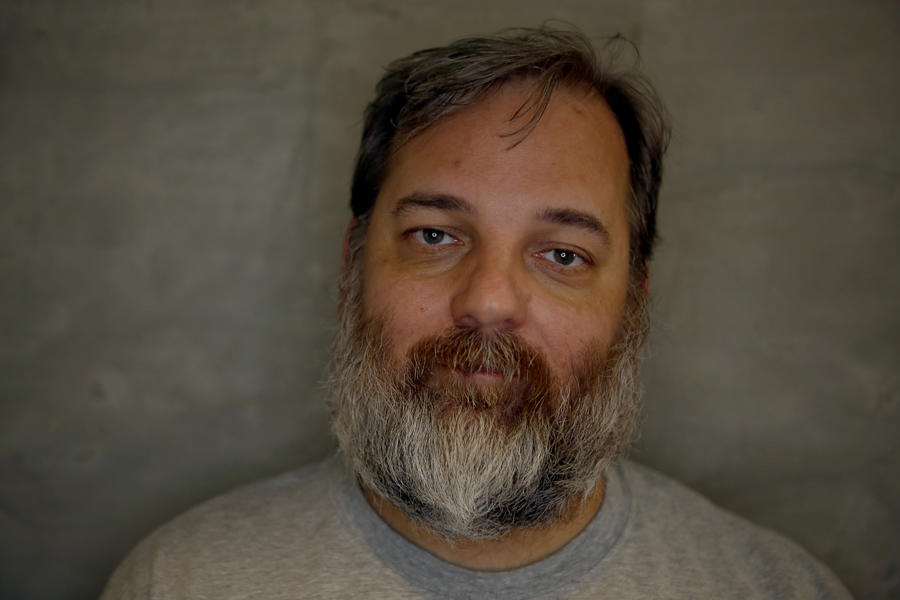 "Dan Harmon used the most recent episode of his podcast to issue an extensive apology to former ""Community"" writer Megan Ganz. (Francine Orr / Los Angeles Times)"