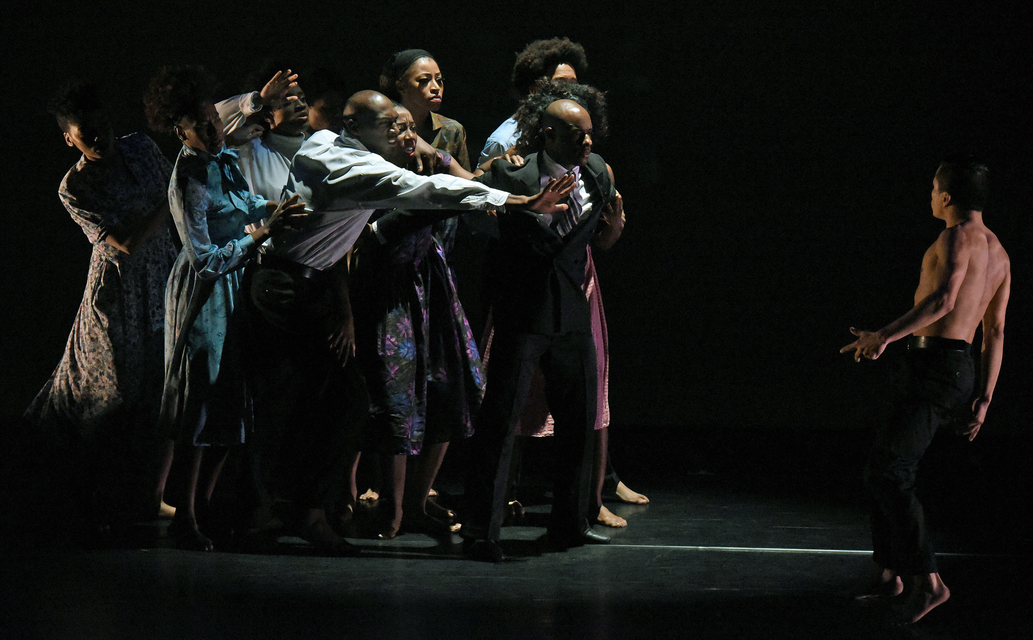 Lula Washington Dance Theatre